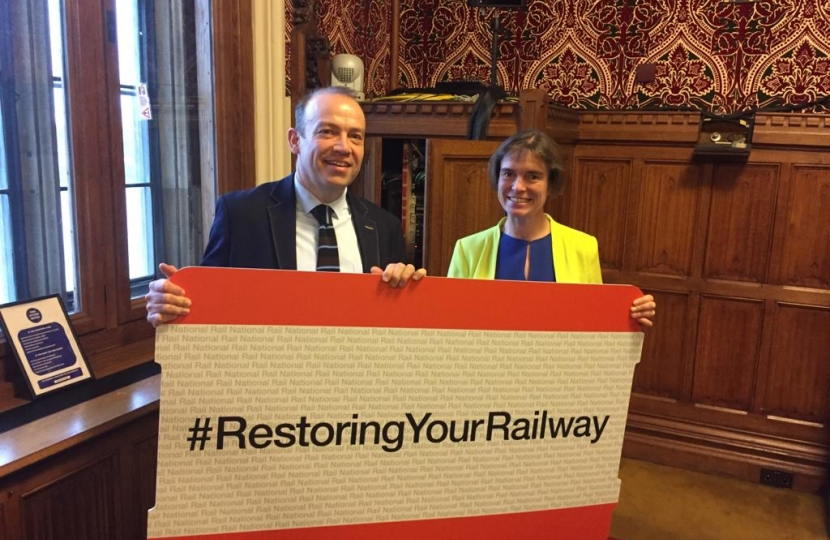 restore the railway